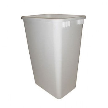 Waste Container (RV508, 50qt, White, Single)