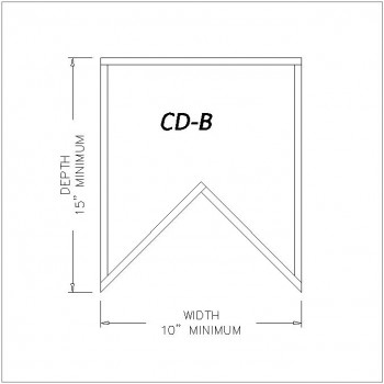 Corner Drawer CD-B