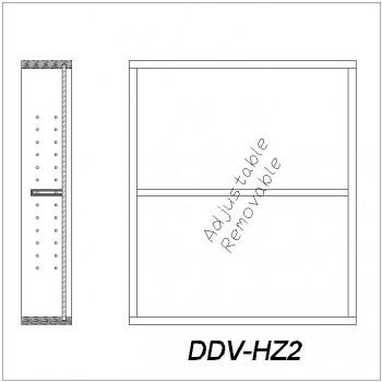 Divider (Horizontal) DDV-HZ2