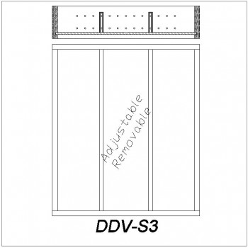 Dividers (Vertical) DDV-S3