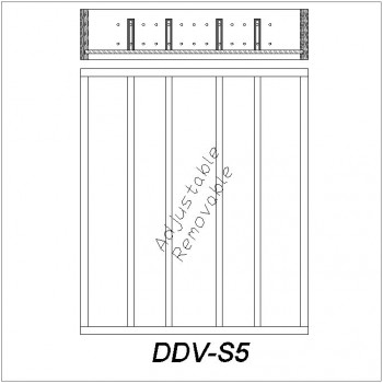 Dividers  (Vertical) DDV-S5