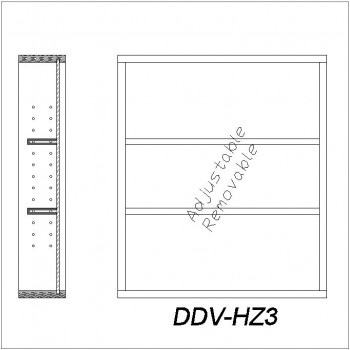 Dividers  ( Horizontal) DDV-HZ3