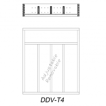Dividers DDV-T4