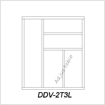 Dividers DDV-2T3L