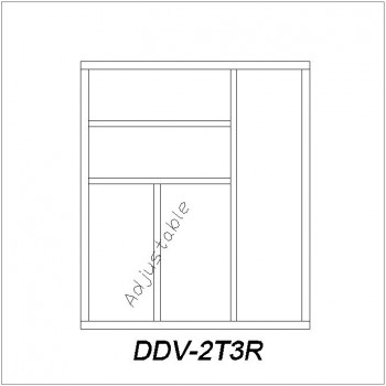 Dividers DDV-2T3R