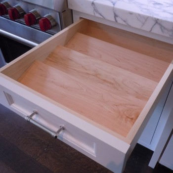 "Spice Drawer Organizer 21-24"" wide"