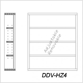 Dividers  ( Horizontal) DDV-HZ4