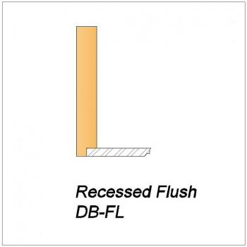 Recessed Flush Bottom